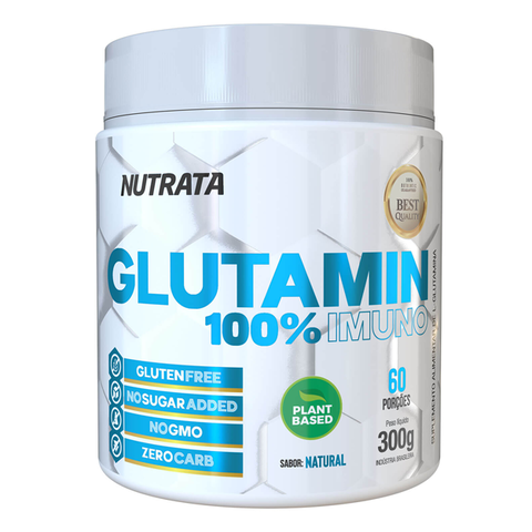 GLUTAMIN UP 300G/1KG - NUTRATA