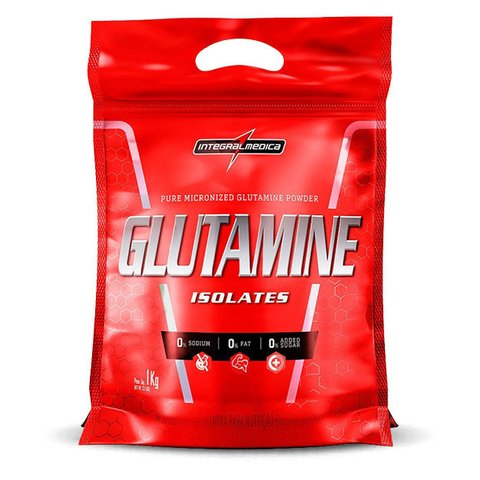 GLUTAMINE ISOLATES 1KG - INTEGRALMEDICA