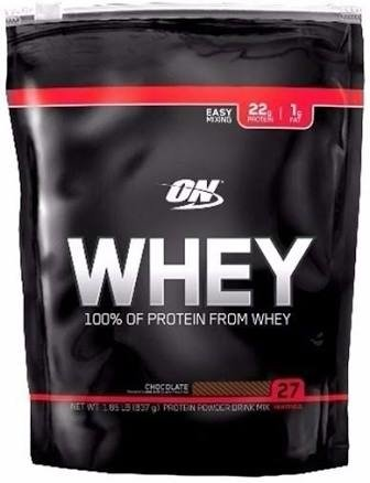 ON WHEY REFIL 824G - OPTIMUM