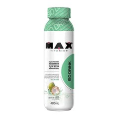 ISO DRINK 480ML -  MAX TITANIUM