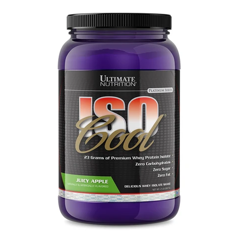 ISO GOD 900G VANILLA CRÉME - ULTIMATE NUTRITION