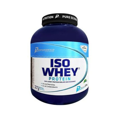 ISO WHEY PROTEIN 900G/2.273KG - PERFORMANCE NUTRITION