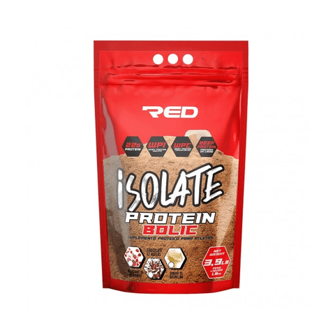 ISOLATE PROTEIN BOLIC 1,8KG - RED SERIES
