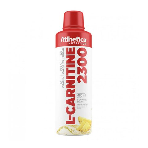 L-CARNITINE 2300 480ML - ATLHETICA