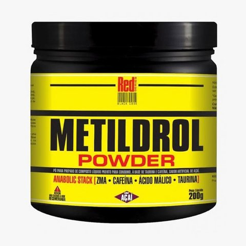 METILDROL 200G - REDSERIES