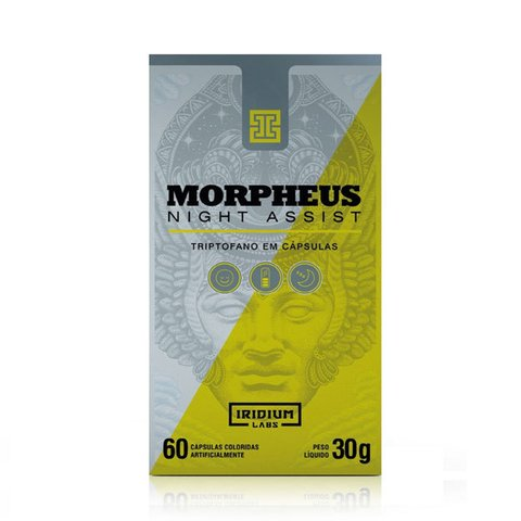 MORPHEUS NIGHT ASSIST 60(CAPS) - IRIDIUM LABS