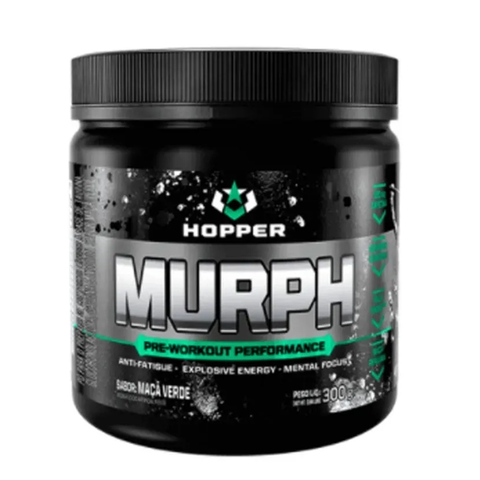 MURPH PRE WORKOUT 300G ENERGY DRINK - HOPPER