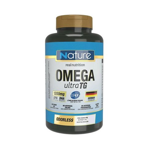 OMEGA ULTRA TG 120MG 120/200CAPS) - NATURE