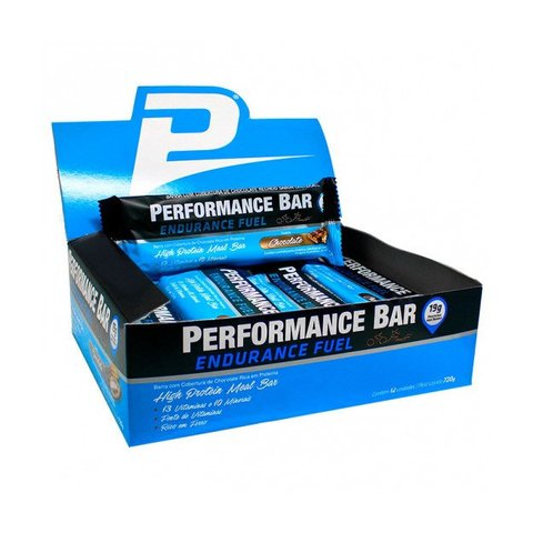 PERFORMANCE BAR ENDURANCE FUEL 60G 12(UNID) - PERFORMANCE NUTRITION