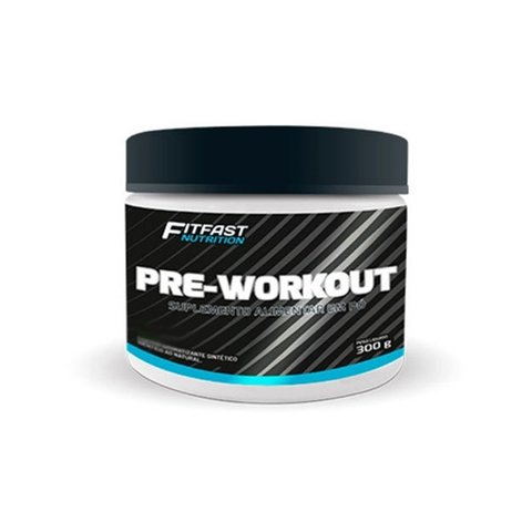 PRE-WORKOUT 300G - FITFAST NUTRITION