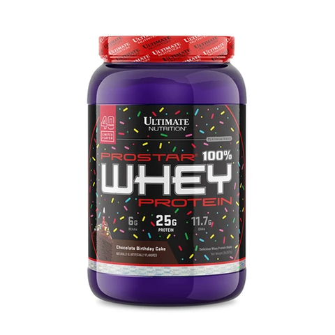 PROSTAR WHEY PROTEIN 900G - ULTIMATE NUTRITION