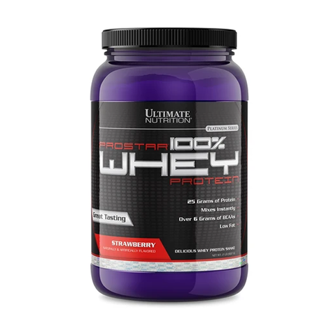 PROSTAR WHEY PROTEIN 900G CHOCOLATE BIRTHDAY CAKE - ULTIMATE NUTRITION