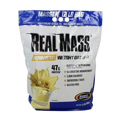 REAL MASS PROBIOTIC SERIES 2.724G - GASPARI NUTRITION