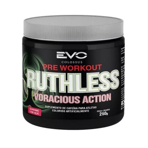 RUTHLESS VORACIOUS 250G - EVO COLOSSUS
