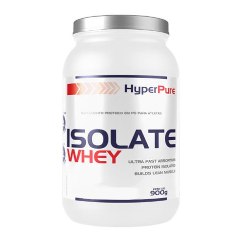 ISOLATE WHEY 900G - HYPERPURE
