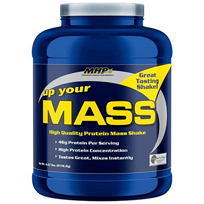 UP YOUR MASS 2.270KG - MHP