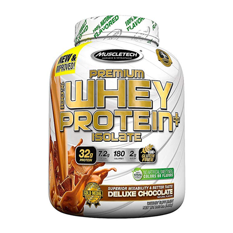 MUSCLETECH PREMIUM 100% WHEY ISOLATE PLUS 1.36KG - MUSCLETECH