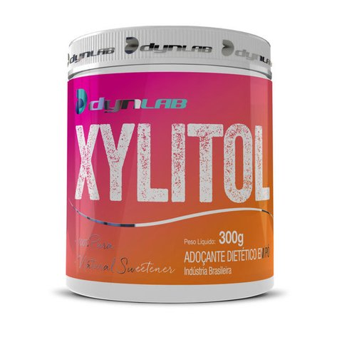 Pote com XYLITOL 300G - DYNAMICLAB
