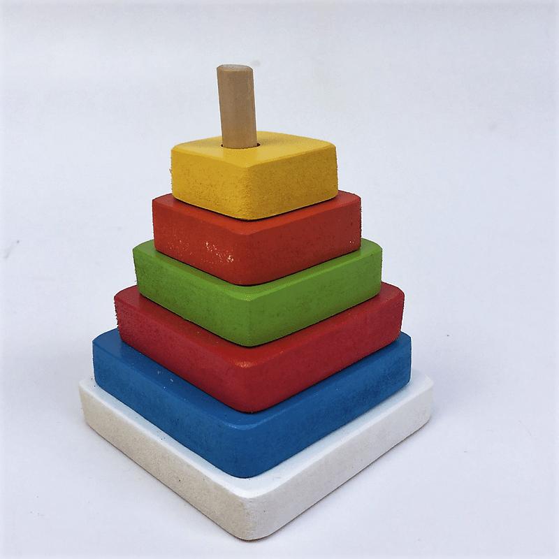 Encastre Pirámide