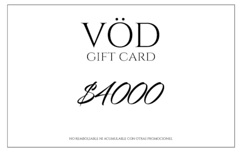 GIFT CARD $4000