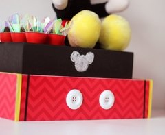 Estampas Mickey e Minnie - comprar online
