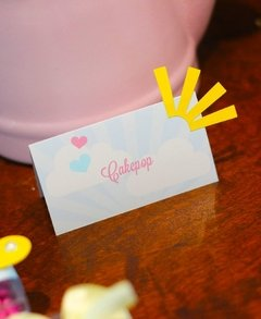 Plaquinha de doces ou salgados - You are my Sunshine - comprar online