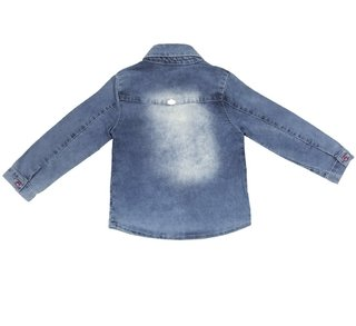 Camisa Jeans Petit Cherie na internet