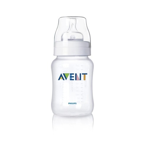 Mamadeira Classic+ 260ML Philips Avent - comprar online