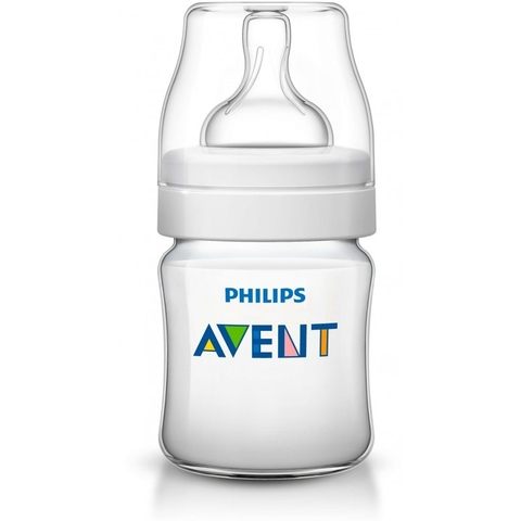 Mamadeira Classic+ 125 ML Philips Avent - comprar online