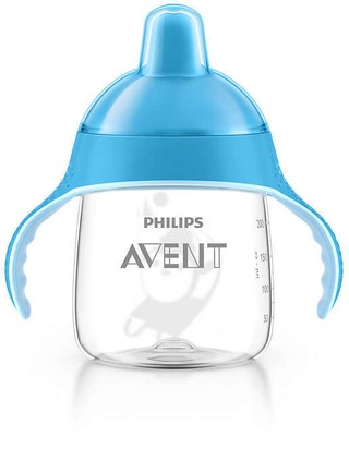 Copo Pinguim 260ml  Azul Philips Avent na internet