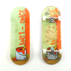 "Deck ANTI-ONCE 32mm ""GUN"" - Finger Industries"