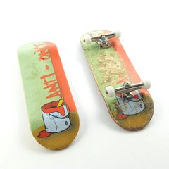 "Deck ANTI-ONCE 32mm ""CAKE"" - loja online"