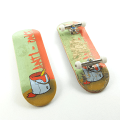 "Deck ANTI-ONCE 32mm ""GUN"" - online store"