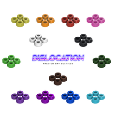 Bushings Dislocation para Blackriver trucks