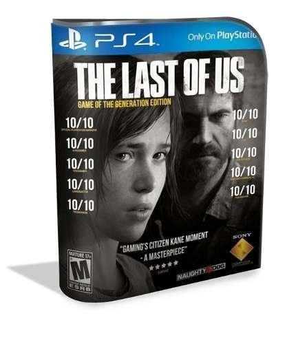 The Last Of Us Psn Ps4 (vip Original 1)