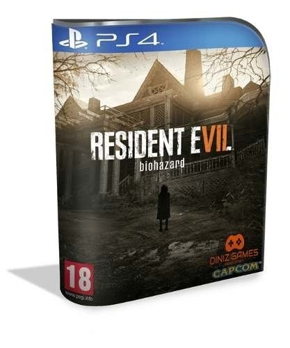 Resident Evil 7 Psn Ps4 (bronze Original 2)