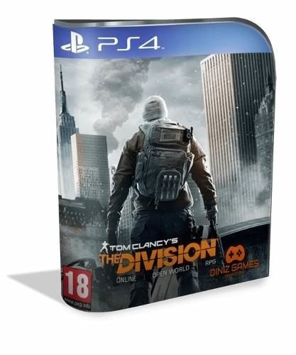 Tom Clancy's The Division Psn (aluguel 15 Dias Original 1)