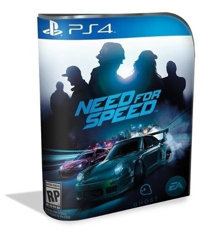 Need For Speed Psn Ps4 (aluguel 15 Dias Original 1)