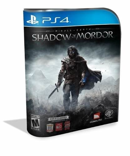 Shadow Of Mordor Psn Ps4 (aluguel 15 Dias Original 2)