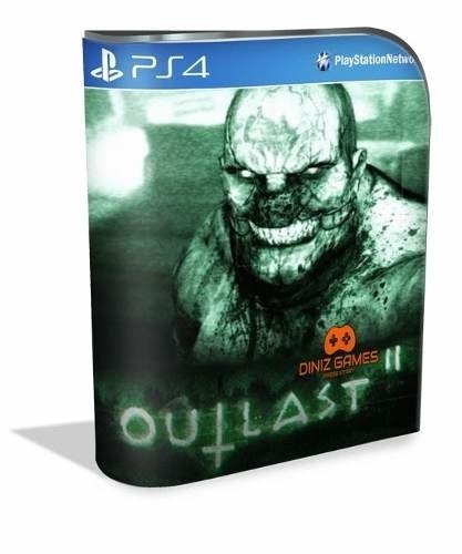 Outlast 2 Psn Ps4 (bronze Original 2)