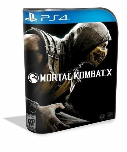 Mortal Kombat X Psn Ps4 (vip Original 1)