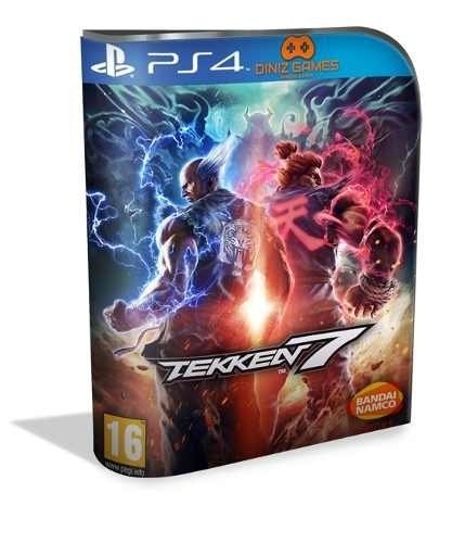 Tekken 7 Psn Ps4 (bronze Original 2)