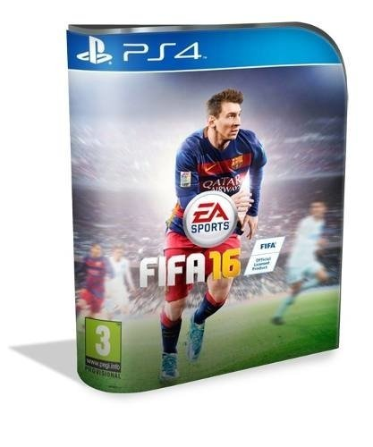 Fifa 16 (pt-br) Psn Ps4 (bronze Original 2)