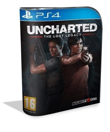 Uncharted The Lost Legacy Psn (aluguel 15 Dias Original 1)