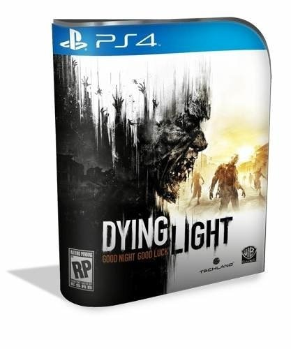 Dying Light Psn Ps4 (vip Original 1)