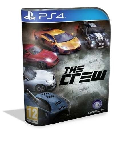 The Crew Psn Ps4 (vip Original 1)
