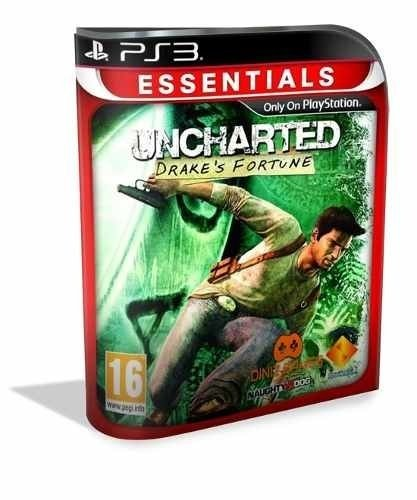 Uncharted Psn Ps3 (padrão)