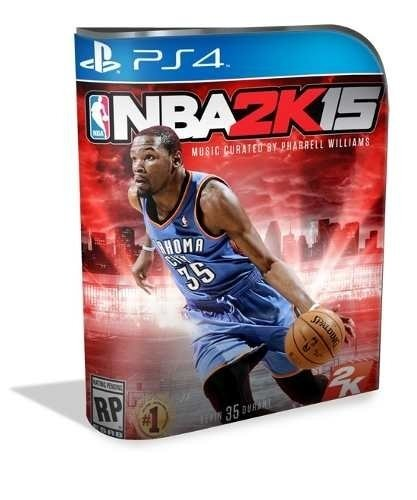 Nba 2k15 Psn Ps4 (bronze Original 2)