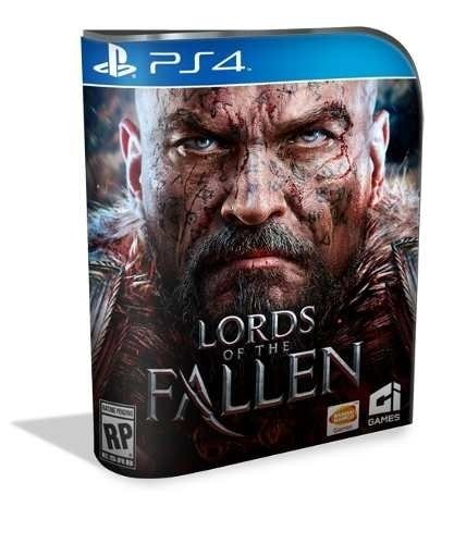Lords Of The Fallen Psn Ps4 (vip Original 1)