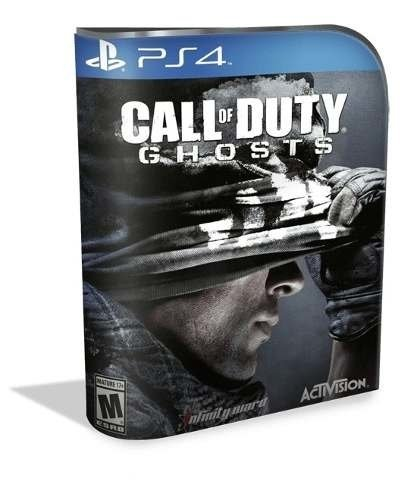 Cod Ghosts Psn Ps4 (aluguel 15 Dias Original 1)
